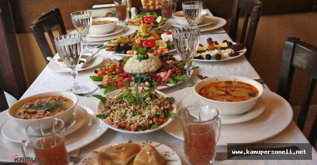 Ramazan Ayına Özel Beslenme Tavsiyeleri ( Tok tutan besinler)