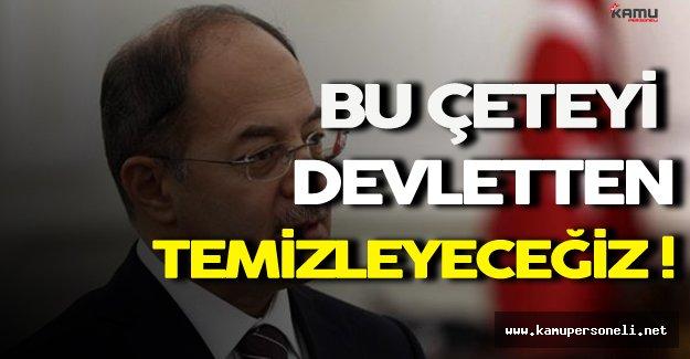 Recep Akdağ: ' FETÖ Mensuplarını Devletten Temizlemeye Çalışıyoruz '