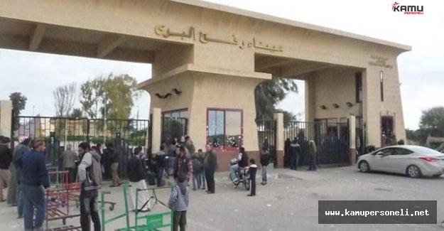 Refah Sınır Kapısı Hacılar İçin Açılıyor
