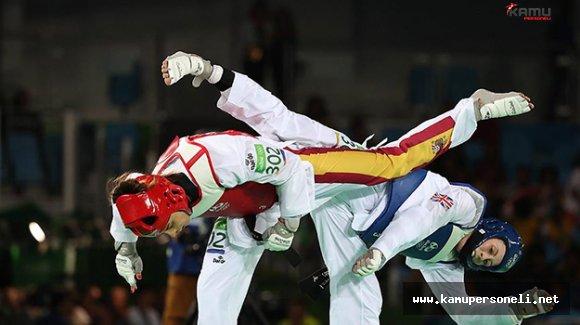 Rio'da Tekvandoda İki Kategoride Madalyalar Dağıtıldı