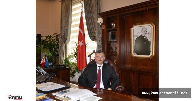 Rize Valisi Erdoğan Bektaş Kimdir? ( Erdoğan Bektaş Hangi Görevlerde Bulunmuştur?)