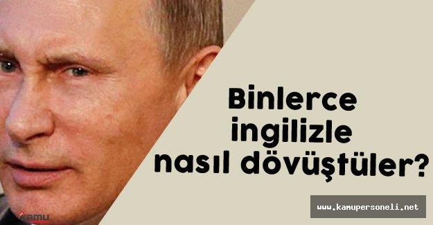 Rusya Devlet Başkanı Vladimir Putin'den EURO 2016 Açıklaması