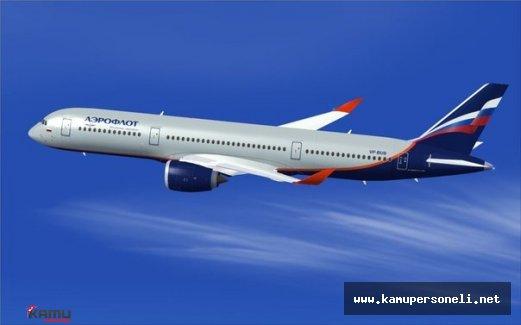 Rusya Türkiye için Charter Uçuş Yasağını Kaldırıyor