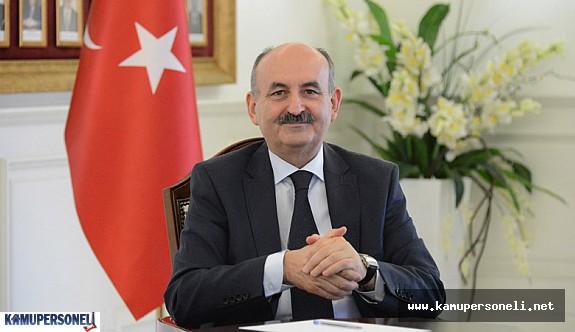 Sağlık Bakanı Müezzinoğlu Yeni Anayasa Hakkında Konuştu