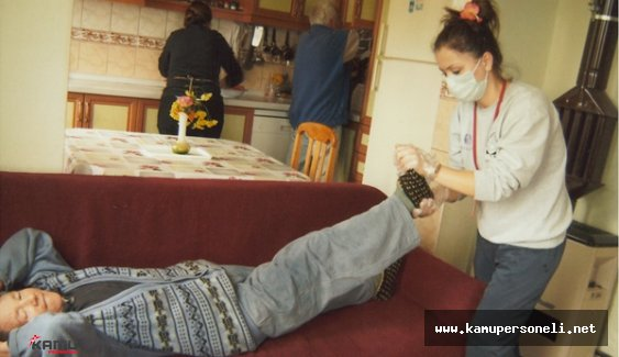 Sağlık Bakanlığı'ndan Evde Hasta Bakımı Hizmeti