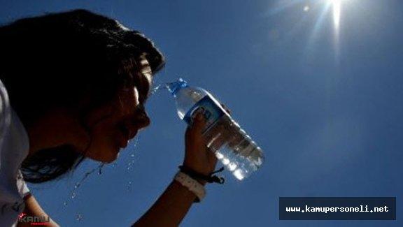 Sağlık Bakanlığı'ndan Sıcak Havalara Yönelik Uyarı