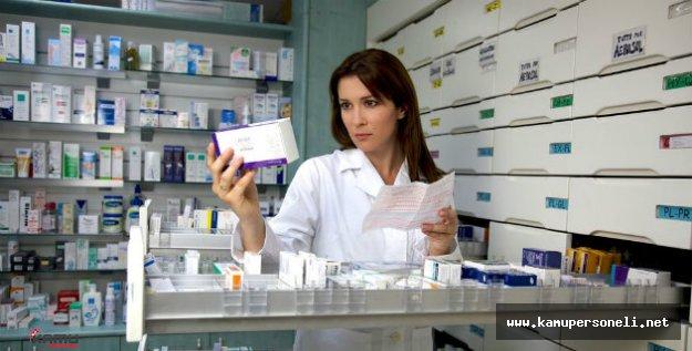 Sağlık Bakanlığı Ülke Genelinde 672 Eczacı Alımı Duyurusu ( İllere Göre Dağılım)