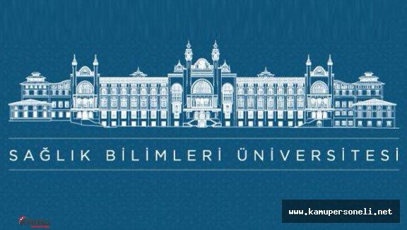 Sağlık Bilimleri Üniversitesi Memur Personel Alımı Başvuruları İçin Son Gün