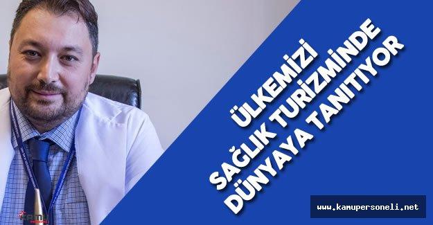 Sağlık Turizminde Türkiye'nin Gururu