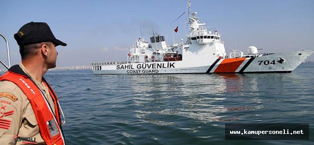 Sahil Güvenlik Komutanlığı Arama Kurtarma Tatbikatı Sona Erdi
