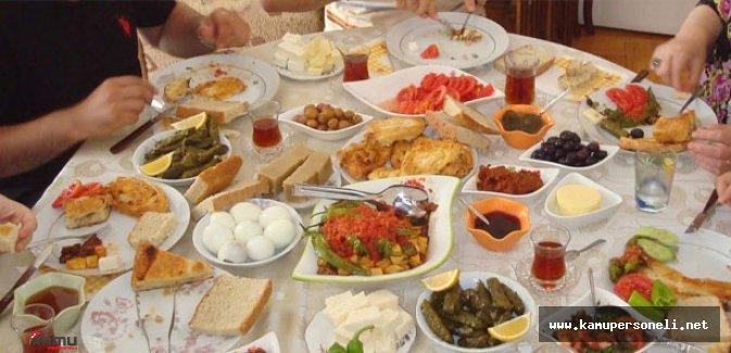 Sahur Menüsü , Sahurda Tok Tutacak Yiyecekler , Sahurda Ne Yapsam