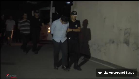 Sakarya'da 11 Asker Adliye'ye Sevk Edildi