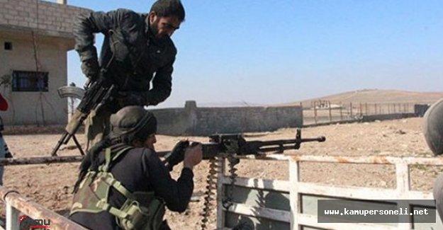 Saldırı Hazırlığındaki 20 DAEŞ Militanı Öldürüldü