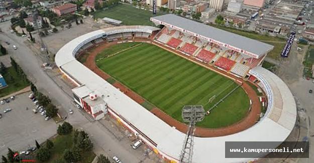 Samsun 19 Mayıs Stadyum'u Yıkılıyor