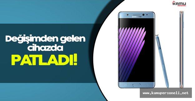 Samsung Yakında İflas Açıklayabilir: Yeni Note 7' de Patladı