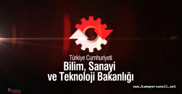Sanayi Bakanlığı Sözleşmeli Personel Alımı Sonuçları Açıklandı