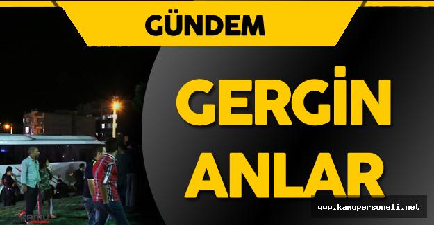 Şanlıurfa'da Türk ve Suriyeliler Arasında Gerginlik