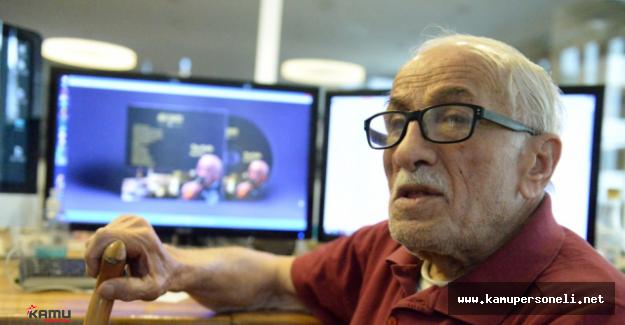 Şanlıurfalı Abdi Çakıcı 75 Yaşında İlk Albümünü Çıkarttı