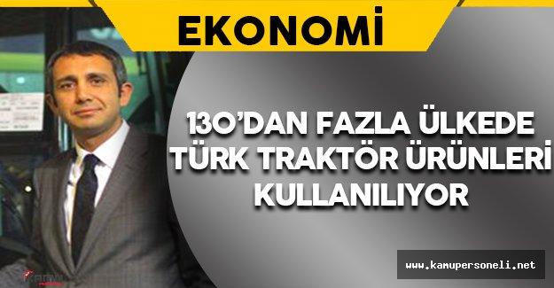 Satılan Her İki Traktörden Birini Türk Traktör Üretiyor