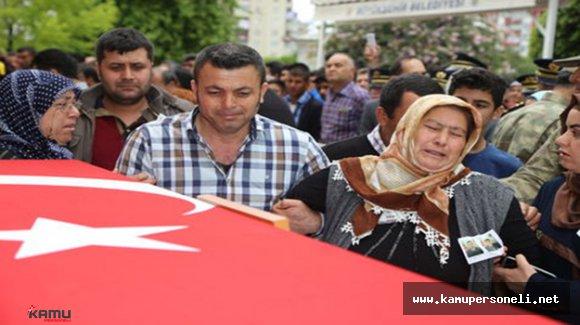 Şehit Asker ve Polisler Adana'da Son Yolculuklarına Uğurlandı