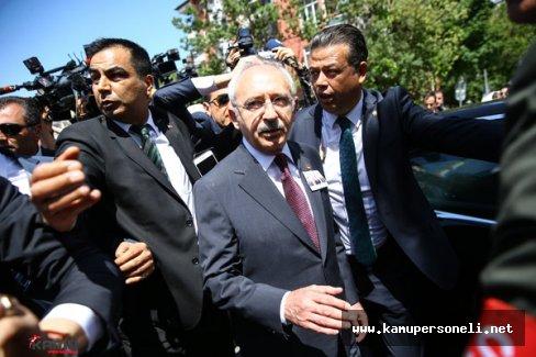 Şehit Cenazesinde CHP Liderine Yönelik Protesto