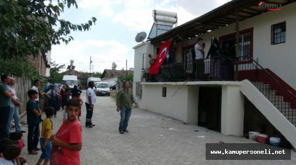 Şehit Üsteğmen Orhan Ünsal'ın Acı Haberi Ailesine Ulaştı