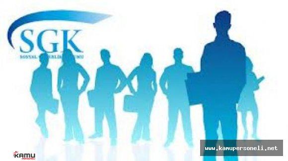 SGK 400 Denetmen Yardımcısı Alımına Kimler Başvurabilir
