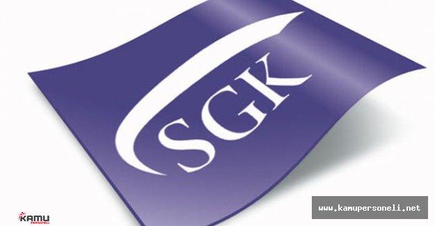 SGK 400 Personel Alımı Başvuruları Sona Eriyor ( Ön Başvuru Nasıl Yapılır? )