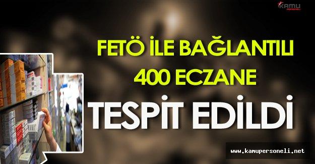 SGK FETÖ İle Bağlantılı 400 Eczane Tespit Etti