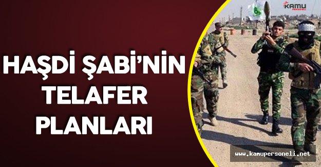 Şii Milis Gücü Haşdi Şabi'nin Gözü Telafer'de