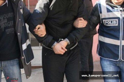 Son Dakika: 1374 TSK Mensubu Gözaltına Alındı