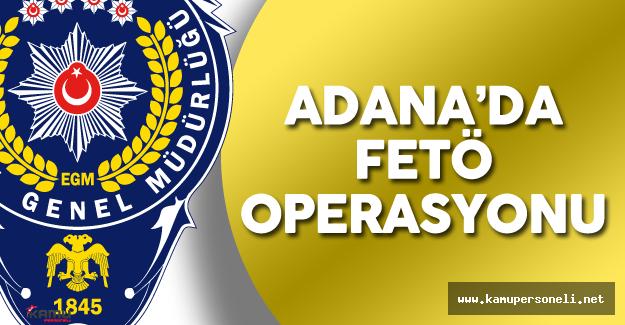 Son dakika: Adana'da FETÖ Soruşturmaları Kapsamında Polislere Gözaltı