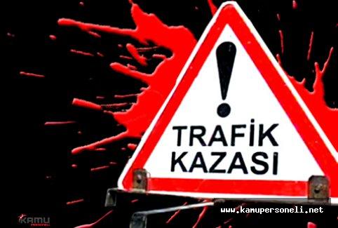 Antalya'da Trafik Kazaları: 14 Yaralı
