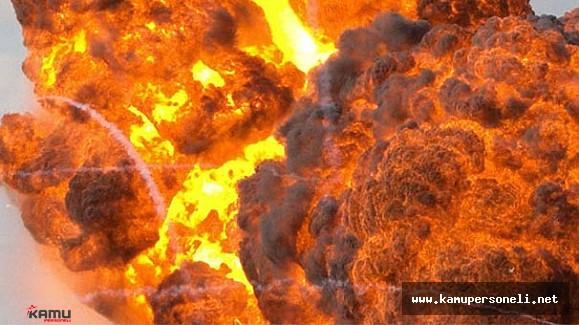 Son Dakika: Azerbaycan'da Patlama Ölü ve Yaralılar Var