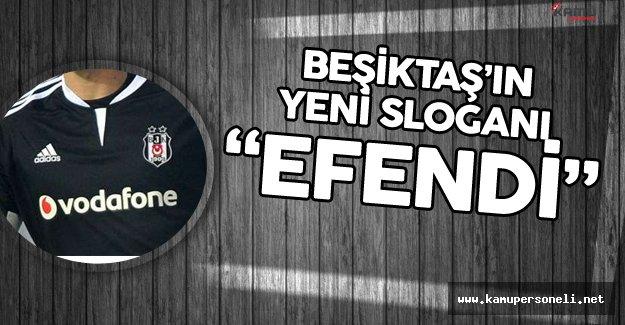 Son Dakika: Beşiktaş'ın Yeni Sloganı Belli Oldu