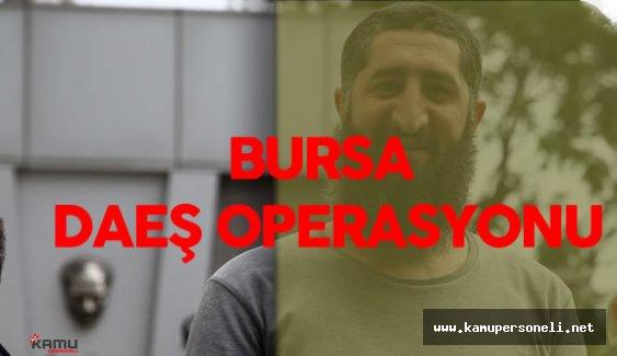 Bursa DAEŞ Operasyonu