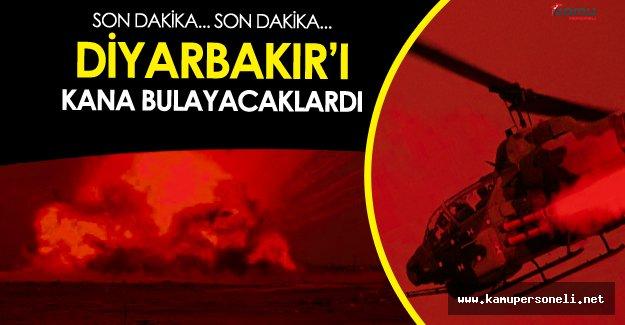Son Dakika ! Diyarbakır Lice'de Bomba Yüklü 3 Araç İmha Edildi