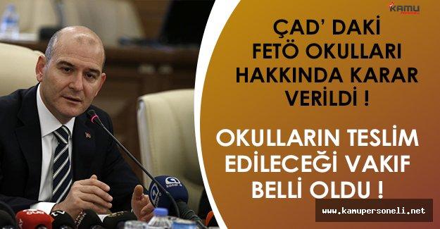 Son Dakika: FETÖ Okullarının Akıbeti Belli Oldu!