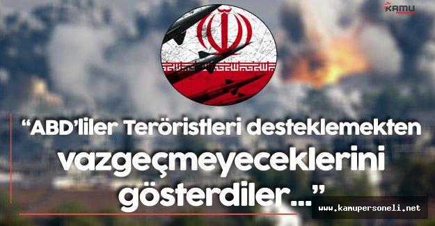 İran'dan Amerika'ya Suriye Tepkisi !