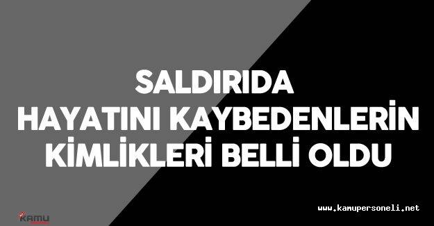 Son Dakika: İstanbul Atatürk Havalimanı'ndaki Terör Saldırısında Hayatını Kaybedenlerin İsimleri