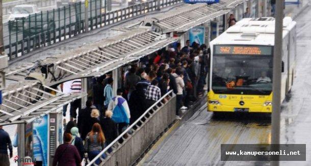 Son Dakika: İstanbul'da Ücretsiz Toplu Taşıma Süresi Uzatıldı
