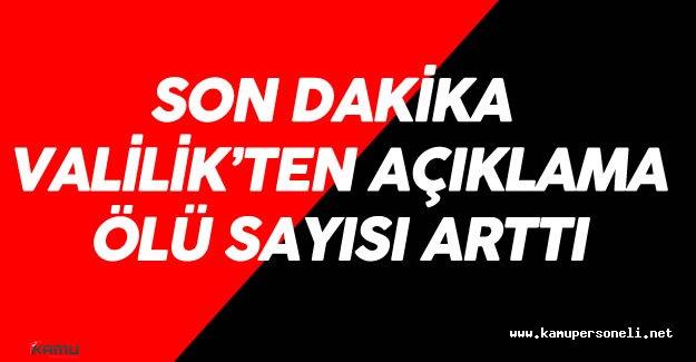 Son Dakika: İstanbul Valiliği'nden Atatürk Havalimanı Saldırısı Açıklaması