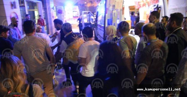 Son Dakika!! Siirt'te Polis Arabası Devrildi: 2 Yaralı
