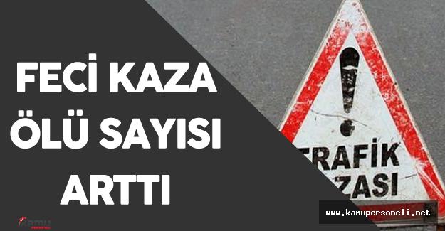 Son Dakika: Sinop'ta Feci Kaza Ölü Sayısı Artıyor