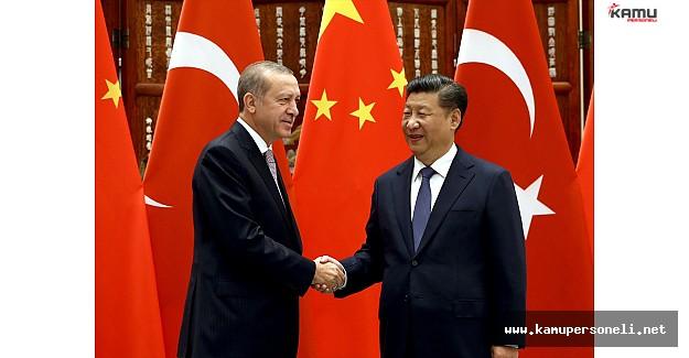 Son dakika: Türkiye İle Çin Arasında 3 Ayrı Anlaşma !