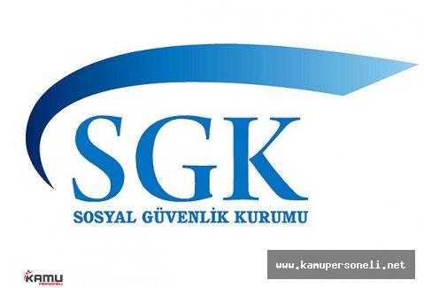 Sosyal Güvenlik Kurumu (SGK) Sağlık Uygulama Tebliği'nde Değişiklik Yapıldı