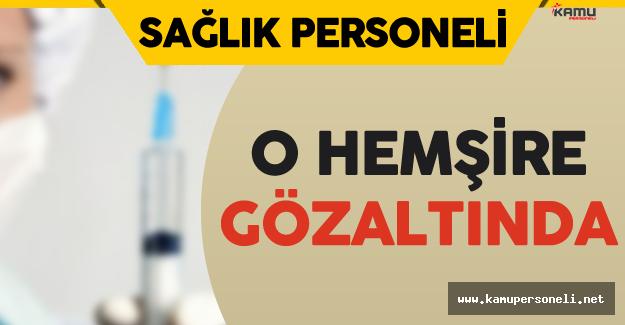 Sosyal Medya'dan PKK Propagandası Yaptığı İddia Edilen Hemşire Gözaltına Alındı