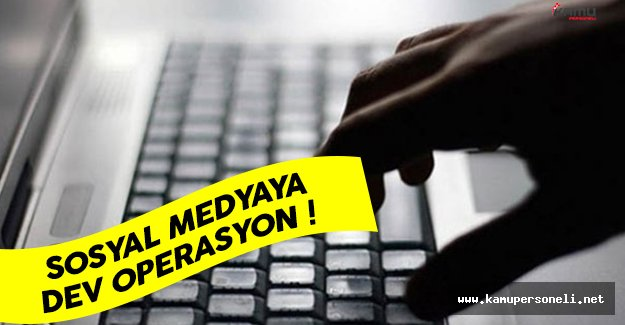 Sosyal medyadan terör örgütü propagandası yapanlara gözaltı