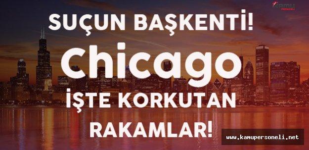 Suç ve Cinayetin Başkenti:  'Chicago'