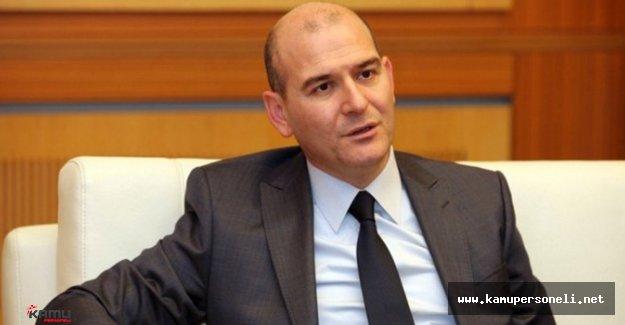 Süleyman Soylu :Toplam 6 Bin 113 Engelli Memur Alınacak